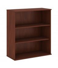 """Bush 48"""" H 3-Shelf Bookcase (Shown in Hansen Cherry)"""