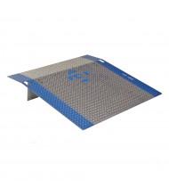 Bluff Model A 1600 to 7000 lb Load Aluminum Dock Plates