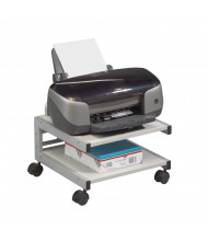 Balt 27501 2-Shelf Underdesk Printer Cart (example of use)