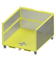 Bluff 1000 lb Load Order Picker Forklift Attachment