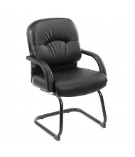 Boss B7409 CaressoftPlus Mid-Back Guest Chair