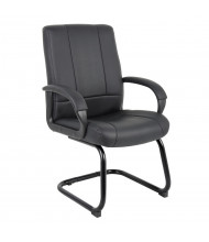 Boss B7909 CaressoftPlus Mid-Back Guest Chair