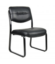 Boss B9539 LeatherPlus Low-Back Guest Chair