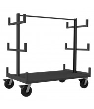 Durham Steel 3600 to 4000 lb Load Bar and Pipe Moving Trucks (4 Cradles per Level)
