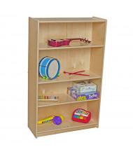 "Wood Designs Contender 47"" Baltic Birch Bookcase"