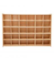 Wood Designs Contender 30 Tray Storage Unit