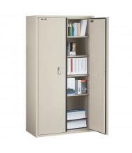 FireKing CF7236-D Fireproof Storage Cabinet (Shown in Parchment)