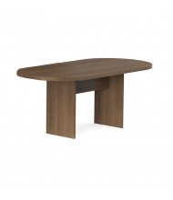 Cherryman Amber 8 ft Racetrack Conference Table (Shown in Walnut)