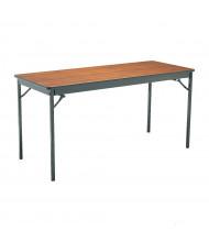 Barricks Rectangular Laminate Folding Table