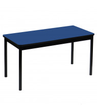 Correll Color Laminate Science Lab Table (Shown in Blue)
