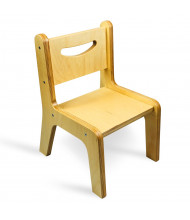 """Whitney Brothers Plus 10"""" Chair (Shown in Birch)"""