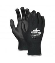Memphis 9178NF Gloves, Kevlar/Nitrile Foam, Black, Large