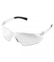 Crews Bearkat Magnifier Protective Eyewear, Clear, 2.5 Diopter