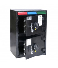"FireKing CS2820-SR2 Electronic Lock One Shelf 2.05 cu. ft. ""B"" Rated Drop Safe"