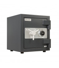 AmSec CSC1413 2-Hour Fire 1.2 cu. ft. Burglary Composite Commercial Safe (Shown With Dial Combination)