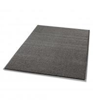 Crown Rely-On 4' x 6' Vinyl Back Polypropylene Indoor Wiper Floor Mat, Charcoal