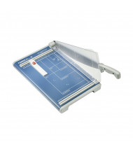 """Dahle 560 13-3/8"""" Professional Paper Cutter Guillotine with Fan Guard"""