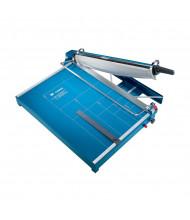 "Dahle 567 21-5/8"" Premium Paper Cutter Guillotine"