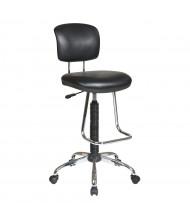 Office Star Work Smart Teardrop Footrest Economical Chair