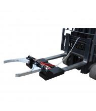 Vestil DGS-AG 1500 lb Load Drum Gripper Galvanized Forklift Attachment