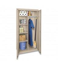 Sandusky Elite Combination Storage Cabinets, Assembled (Shown in Sand)
