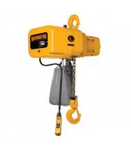 Vestil 10 ft. 3 Phase Electric Chain Hoist 1000 to 10000 lb Load