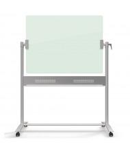 Quartet ECM43G 4 x 3 Infinity Glass Mobile Whiteboard