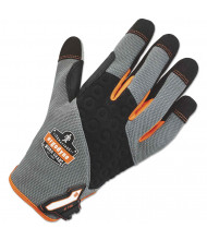 ergodyne ProFlex 710 Heavy-Duty Utility Glove, Gray, Large