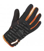 Ergodyne ProFlex 812 Standard Utility Gloves, Black, Small