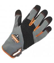 Ergodyne ProFlex 820 High Abrasion Handling Gloves, Gray, Large