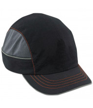 ergodyne Skullerz 8950 Bump Cap, Short Brim, Black