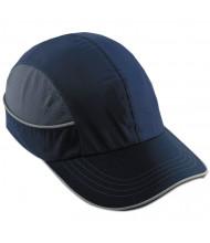 ergodyne Skullerz 8950 Bump Cap, Long Brim, Navy