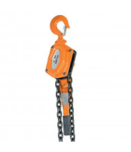 Vestil 5 ft. to 20 ft. 500 to 6000 lb Load Economy Lever Hoist, Disc Brake