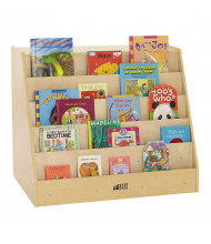 ECR4Kids Mobile Book Display & Classroom Storage (Front Shown)