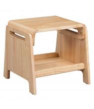 """ECR4Kids 13"""" H Sit or Step Preschool Stool"""