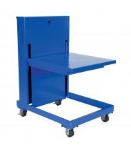 Vestil Self-Elevating Mechanical Spring 230 to 1120 lb Load Tables