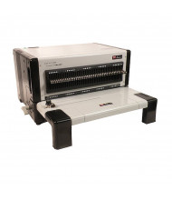 Akiles FlexiPunch-E Electric Modular Binding Machine (Shown with Coil Punch Die)