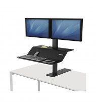 Fellowes Lotus VE Dual Monitor Sit-Stand Workstation