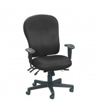 Eurotech 4x4 XL FM4080 Multifunction Fabric High-Back Task Chair (Shown in Black)