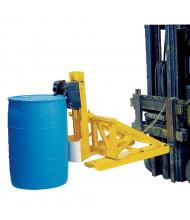 Vestil 750 to 4000 lb Load Chimed Drum Grab Forklift Attachments