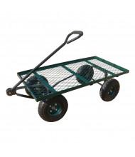 Sandusky 1000 lb Load Steel Flat Wagon Utility Cart