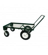 Sandusky 750 lb Load Steel Flat Wagon Utility Cart