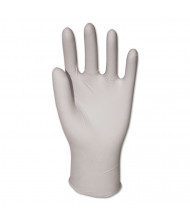 GEN General-Purpose Vinyl Gloves, Powdered, Large, Clear, 2.6 mil, 1000/Pack