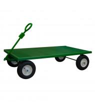 Durham Steel 1200 lb Load Garden and Landscape Cart