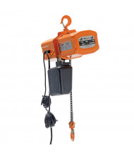 Vestil 15 ft. 3 Phase Economy Chain Hoist with Chain Container 1000 lb Load