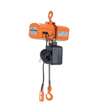 Vestil 15 ft. 3 Phase Economy Chain Hoist with Chain Container 2000 lb Load