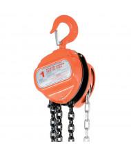 Vestil 10 ft. to 20 ft. 1000 to 4000 lb Load Hand Chain Hoist