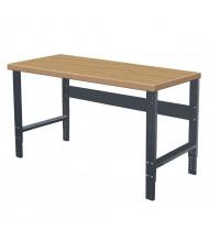 Hallowell Shop Top Height Adjustable Workbench