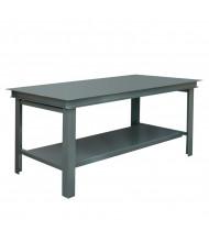 Durham Steel 14,000 lbs Capacity Extra Heavy-Duty Workbench