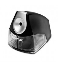 Stanley Bostitch Compact Desktop Electric Pencil Sharpener, Black